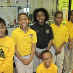 Students compete on math skills at Academic Olympics