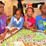 Mosaics piece together Native American culture at Brown Street Academy