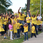 UNCOM Walk for Wellness promotes healthy eating, active living