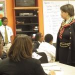 Descendant of Underground Railroad pioneer visits Milwaukee