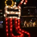 "Holiday lights evoke ""feeling of Christmas"""