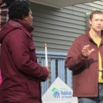 Organization builds homes, helps families
