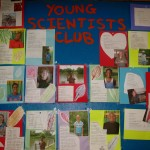 Young Scientists Club keeps kids coming back