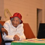 Harriet Dorsey celebrates 106th birthday