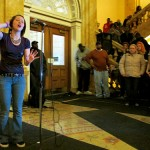 High school poetry slam proves 'poetry is still there'