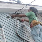 """A Brush With Kindness"" blitz saves homeowners thousands in repairs"
