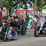 Mexican Independence Day marked with parade and festival