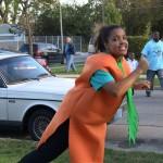 Colorful apparel livens up UNCOM wellness event