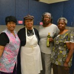 Multi-generational cooking class encourages healthy eating