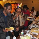 Grassroots activist moms 'feed the 'hood'