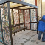 More than just a bus stop, shelter 'represents us'
