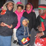 Twelve days of Christmas gifts cheer Borchert Field neighbors