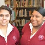 NNS follows four diverse seniors through their first year of college