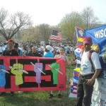 Immigration reform rally-goers come home optimistic