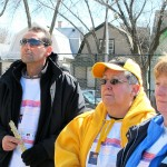 Community honors professor's memory at South Side clean-up