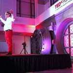 Art picks up 'STEAM' at TEDxHarambee