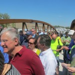 Three Bridges Park completes Menomonee Valley transformation