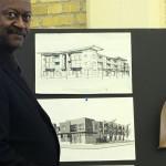 Sanders steers King Drive redevelopment