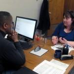 Harling credits mom for inspiring civic passion