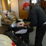 Shelters and charities glean timely donations from social action group