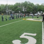 Long-awaited Packers field opens in Mitchell Park