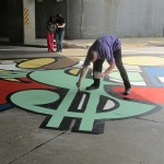 Colorful public art project brings 'vitality and hope' to dreary underpass