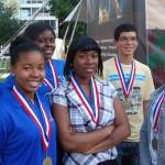 Argosy Citizenship Award presented to Boys & Girls Clubs members