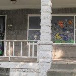 Painted facades for foreclosed houses 'tool for stabilization'