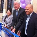 La Luz del Mundo opens violence prevention center on South Side