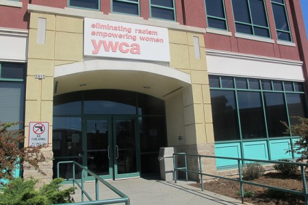 The YWCA, 1915 N. Dr. Martin Luther King Jr. Drive, is one of four GED testing sites in Milwaukee. (Photo by Edgar Mendez)