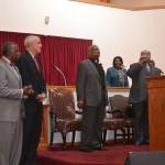 City, churches blanket neighborhoods with safe sleep message