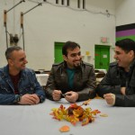 Newly arrived refugees get a taste of Thanksgiving