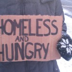 Subzero temperatures leave hungry people out in the cold