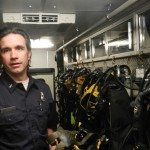 Director of Dive Rescue team lives out childhood dream