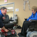 Mobility store helps customers maintain independence