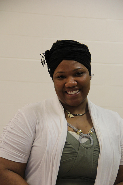 Shanyiell McCloud founded Clean Slate Milwaukee two years ago.