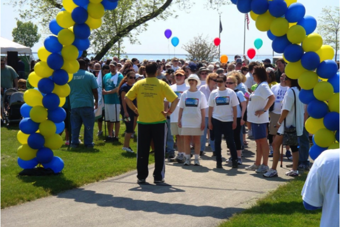 (Image from the 2013 NAMI Walk)