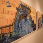 Posters, paintings, photos illustrate 'The Art of Music in Milwaukee'