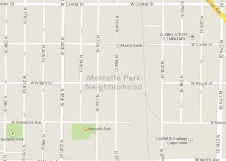 Metcalfe Park Neighborhood