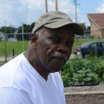 On the Block: Community gardener