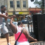 Festival featuring music and local artists showcases Bronzeville neighborhood