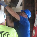 Lowe's volunteers ready Habitat home in Washington Park