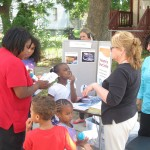 'I Have a Dream' program highlights health and wellness at block party