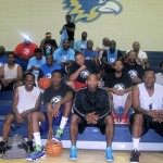 Basketball league builds brotherhood of black role models