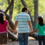 How to talk to children about domestic violence