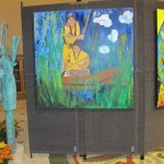 Native American art show at City Hall 'bolsters native voices'