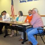 Latino leaders address struggle to serve community, reach professional goals