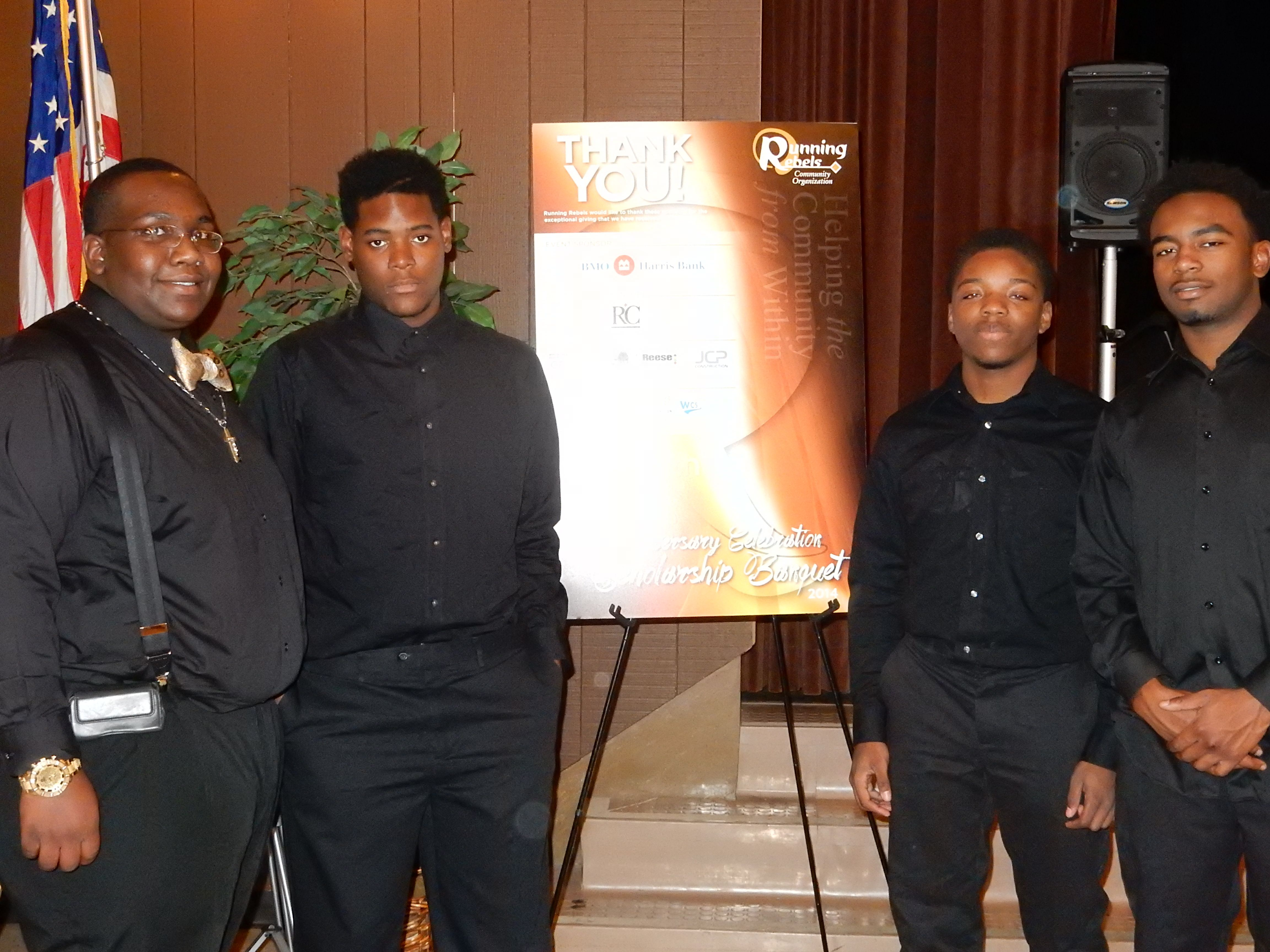 Running Rebels' 34th Annual Scholarship Banquet was a success
