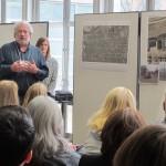 Charette explores plans for economic growth in Silver City, Clarke Square
