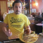 "On the Block: Talking ""O"" Burgers with Oscar"